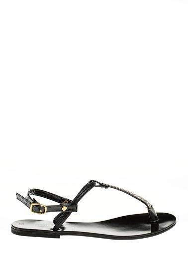 David Jones Sandalet Siyah